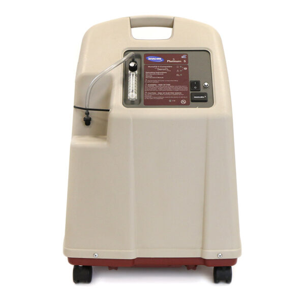 Invacare Platinum 5 LPM W/ OCI Concentrator