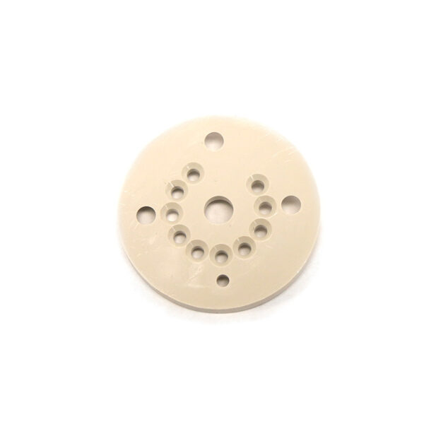 Puritan Bennett 12 Position Locking Plate for 41A and C/T-1000