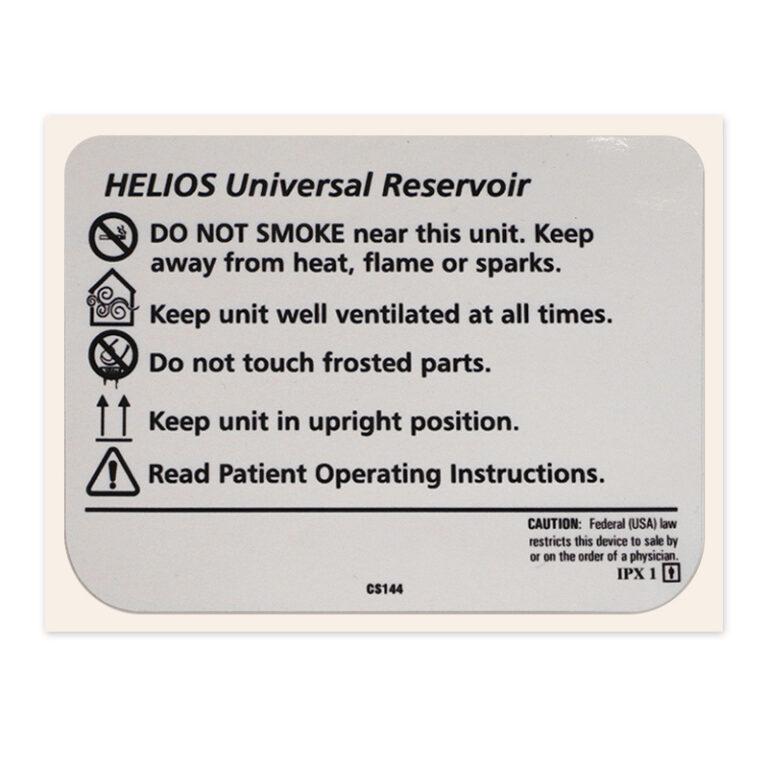 U46 - Helios Universal Shroud Decal
