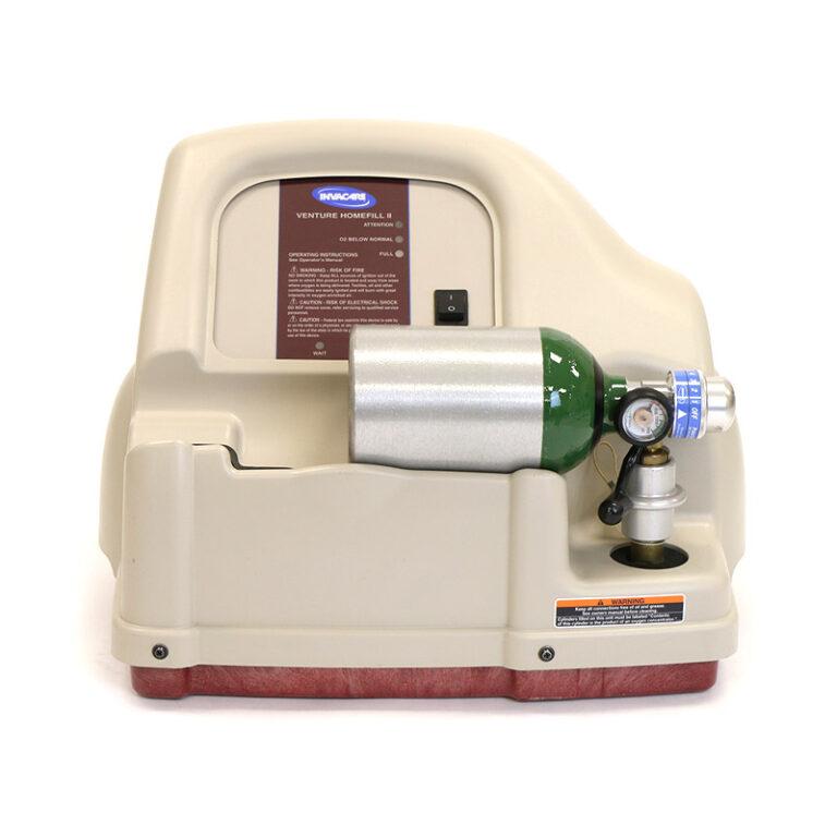 Invacare Homefill 2 Compressor w/ Green Dot Connector