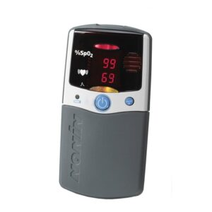 Nonin PalmSat 2500 Memory Hand Held Pulse Oximeter